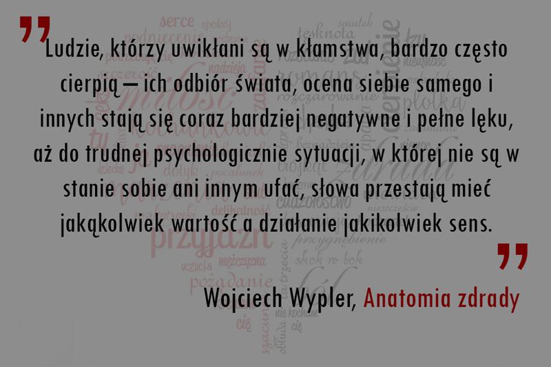 Cytaty Z Książki Anatomia Zdrady Psycholog Warszawa